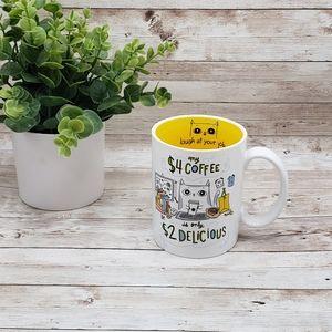Enesco|Kathy Weller Cats@Work Coffee Mug